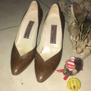 Vintage Gino Aldrovandi Pumps/ Shoes/Stilettos 👠